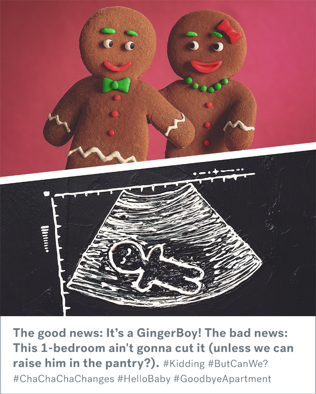 12 Days of Social Media: A Gingerbread-themed Holiday Campaign