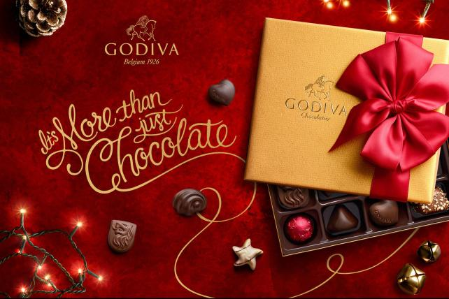 Godiva Aims for 'Approachable Luxury' Feel in 2015 Holiday Campaign
