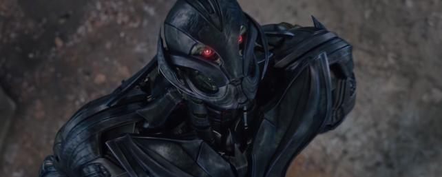 Vision (Paul Bettany) confronts Ultron (James Spader) in this clip from Marvel's