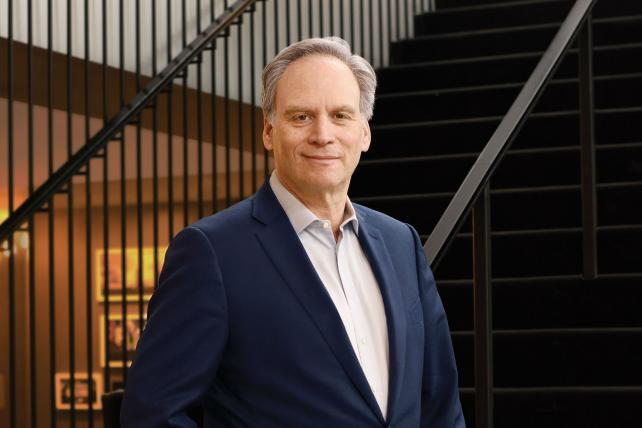 McCann Worldgroup's Harris Diamond Is Ad Age's 2015 Agency Executive of the Year