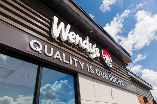 Wendy's Sticks with Fresh Not Frozen Beef Message, Shakes Off Protest Heat