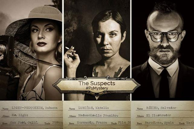 Edelman's campaign for Adobe's Photoshop 'Murder Mystery' took a Gold PR Lion at Cannes.