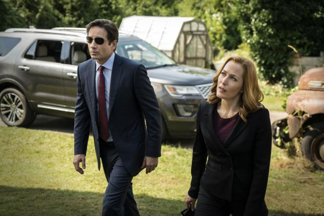 'The X-Files' got a big boost from the NFC Championship Game right beforehand on Sunday, but Monday's performance suggested the series will continue strong.