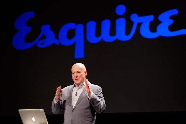 David Granger at PopTech 2015.