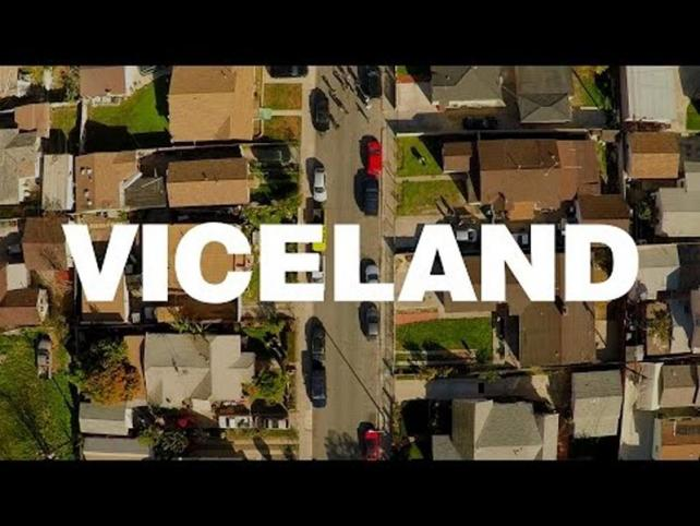The Viceland network debuted on cable TV this week.