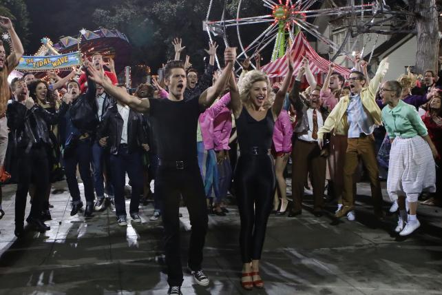 'Grease: Live.'