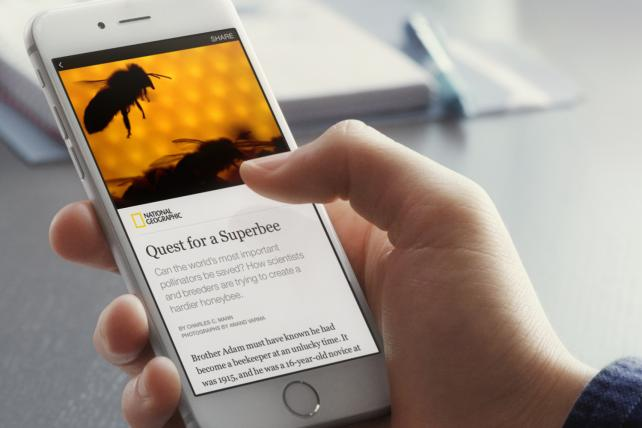 Publishers are pursuing distributed publishing platforms like Facebook's Instant Articles program.
