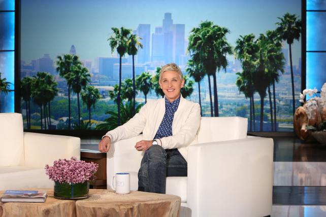 Ellen degeneres introduces new digital network at newfronts special newfronts ad age - Ellen show videos ...