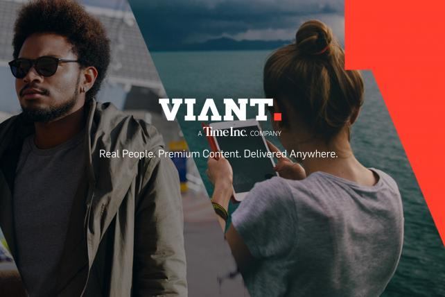 Viant's homepage