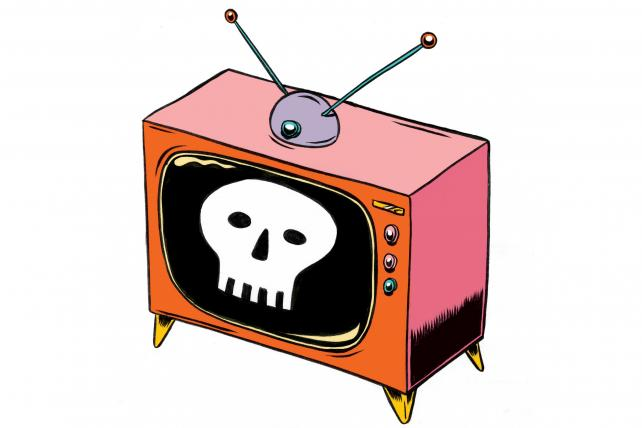The SnoozeFronts: TV Is Dead!!!