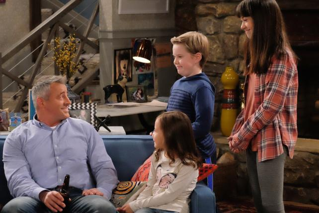 'Man With a Plan' stars Matt LeBlanc in a comedy about a contractor who starts spending more time with his kids when his wife returns to the workforce.