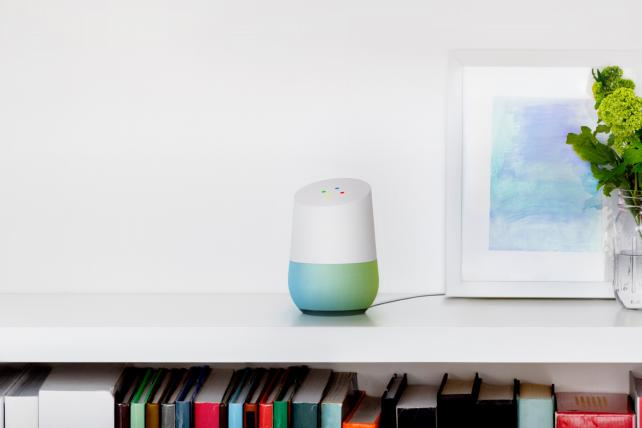 Google Home appliance