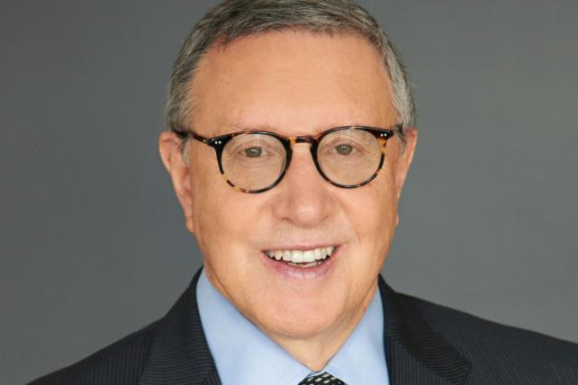 Time Inc. Chief Content Officer Norman Pearlstine