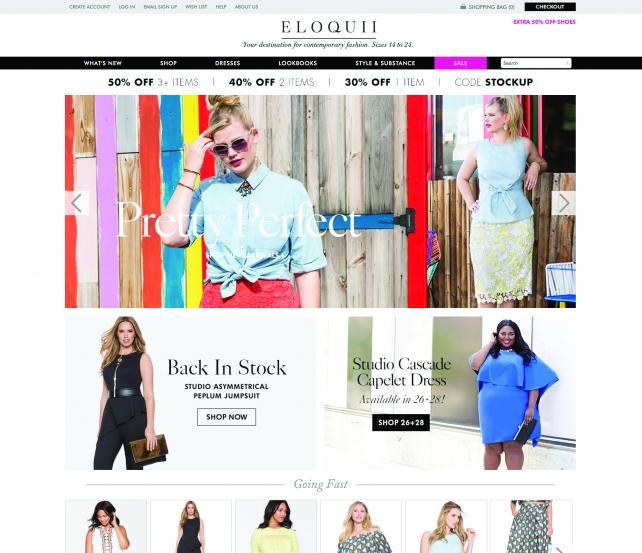 Online retailer Eloquii