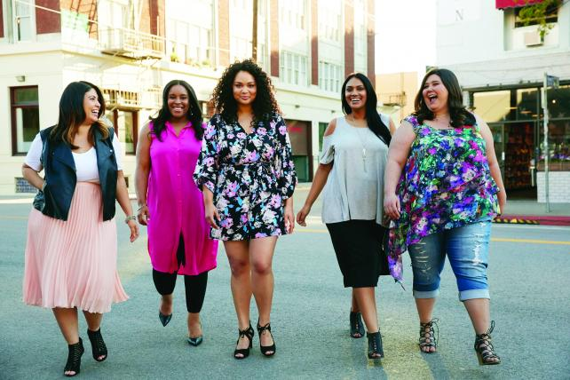Plus-Size Fashion Is Having a Moment