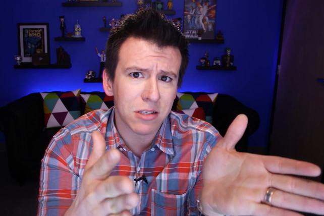 Philip DeFranco talks about getting caught in YouTube's ad ban.