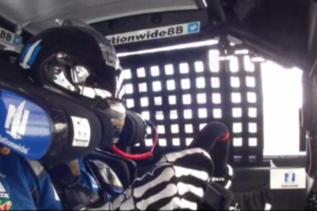 Nascar won the #Live category for a campaign called 'Ready. Set. Go.'