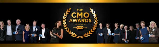 The CMO Awards honored 40 CMOs in 10 categories.