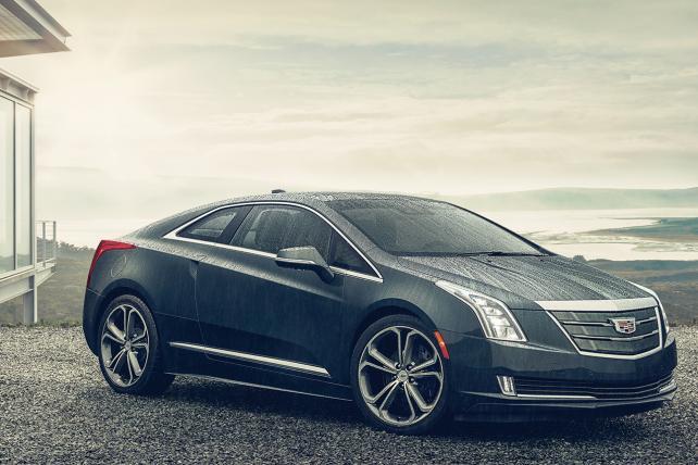 The 2016 Cadillac ELR