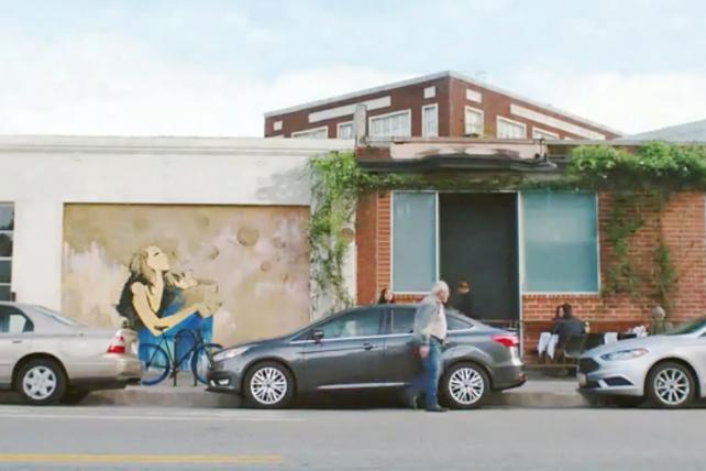 Ford stops national ads for sedans