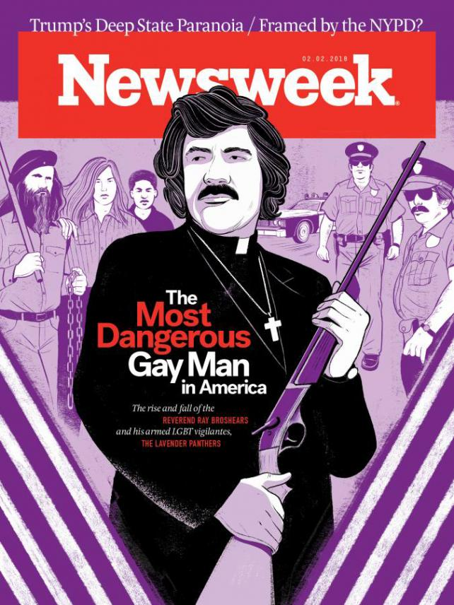 The Feb. 2, 2018 print edition of Newsweek.