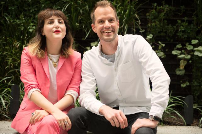 Refinery29 co-founders discuss their empire, their audience and their marriage