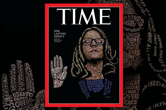 Time on Christine Blasey Ford's 'lasting impact'