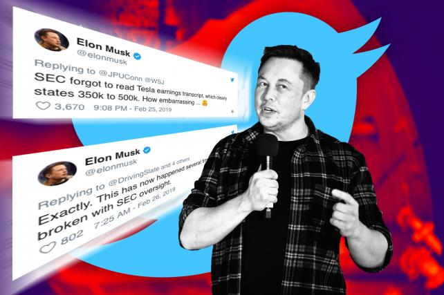 Elon Musk lays into the SEC with more tweets after U.S. contempt claim