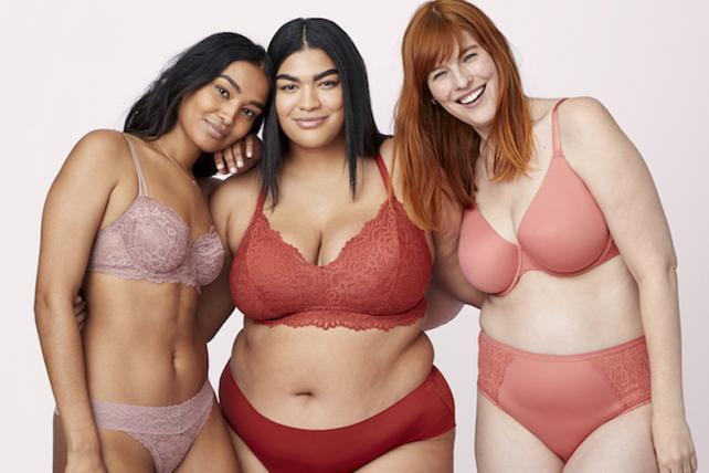 Target, d-to-c upstarts spark underwear overhaul