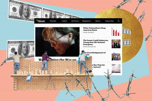 Atlantic's paywall struggles underscore dilemma facing midsize publishers: Opinion