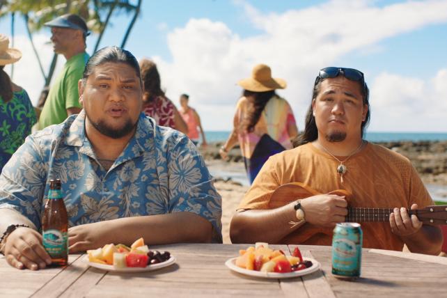 Hawaiian brew Kona seeks growth with its first national campaign