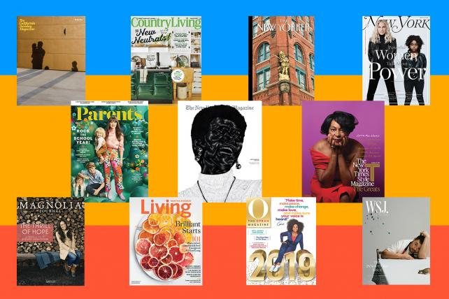 Ad Age Publishers A-List 2019: presenting the Magazine A-List honorees