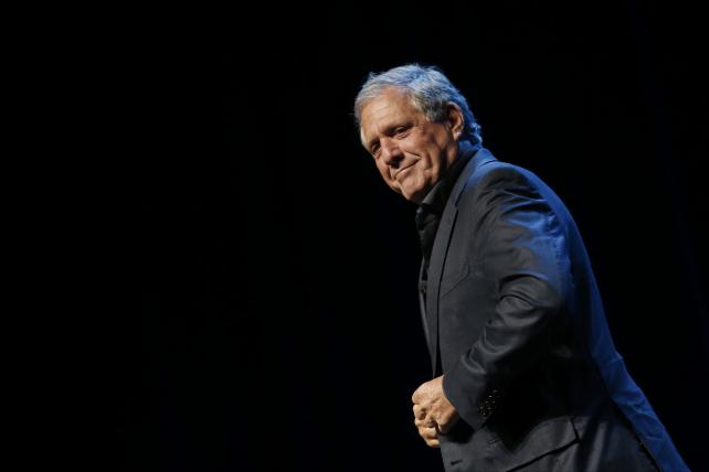 Les Moonves at the 2015 Consumer Electronics Show.