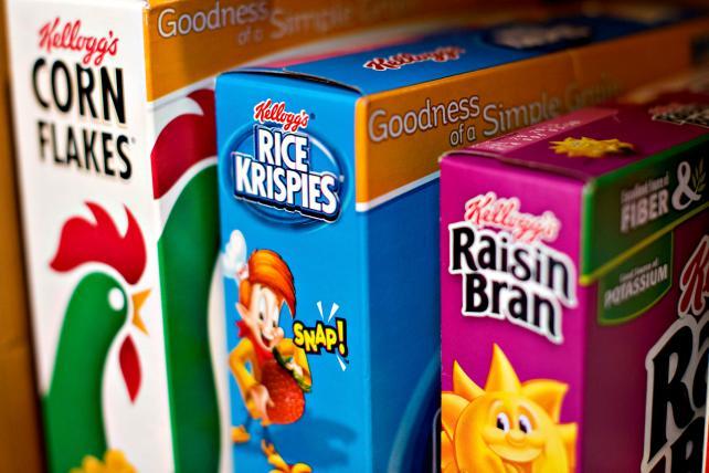 Kellogg Hires Nature's Bounty CEO as Chief in Turnaround Bid