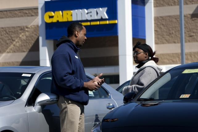 CarMax creative account is up for review