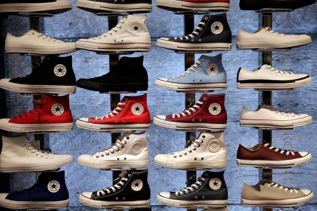 Converse promotes Nike executive to CMO role