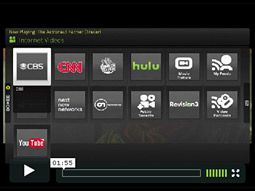 Seamless Web TV Experience Meets Resistance