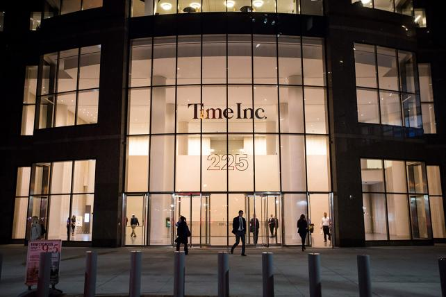 Time Inc.'s new downtown headquarters