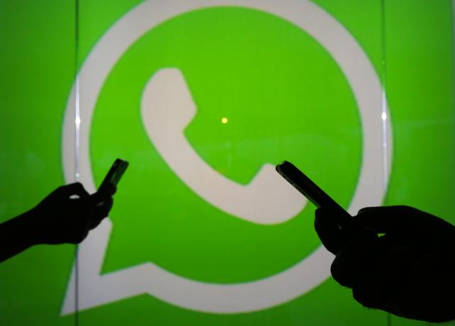 WhatsApp will carry clips from a BBC documentary.