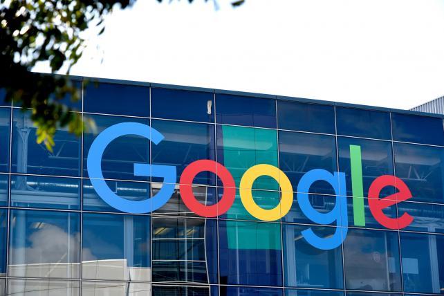 The Googleplex headquarters in Mountain View, Calif.