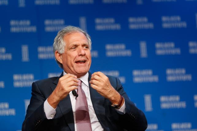 'The tech giants all want to be involved in the NFL,' said CBS boss Les Moonves. 'It's the best product in television. ... [But] I think the NFL still believes in the sanctity of broadcasting.'