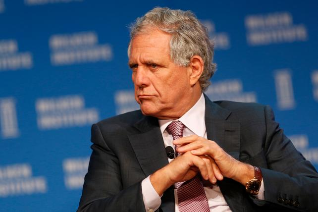 CBS board investigating CEO Les Moonves amid sexual misconduct allegations
