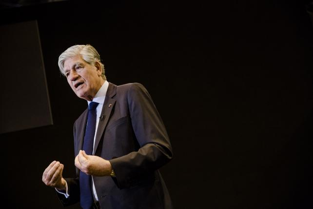 Maurice Levy, CEO of Publicis Groupe, at Viva Technology conference in Paris in June.