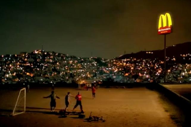 Captivating McDonald's Hispanic Spot Highlights Bond With Soccer