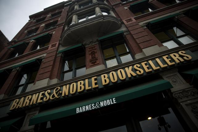 Barnes & Noble fires its CEO Parneros without severance pay