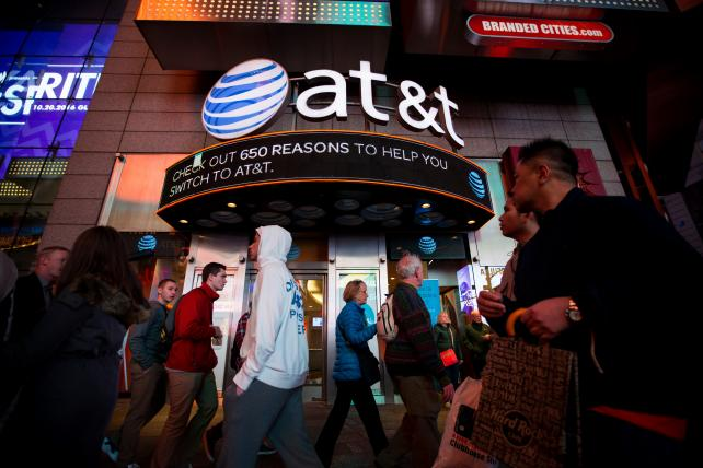Time Warner CEO Jeff Bewkes said the company's acquisition by AT&T would make ads more 'of interest to you in one house versus someone else in a different house.'
