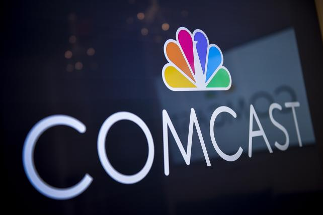 Comcast soars the most in five years after profit tops estimates