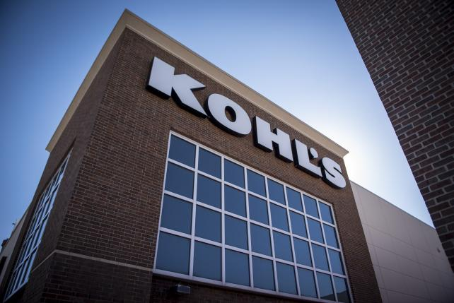 Kohl's sales gain fails to reassure Wall Street's retail jitters