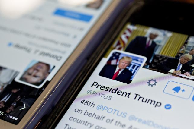 Twitter said activity rose on the service, which has seen increased attention since Donald Trump entered politics.