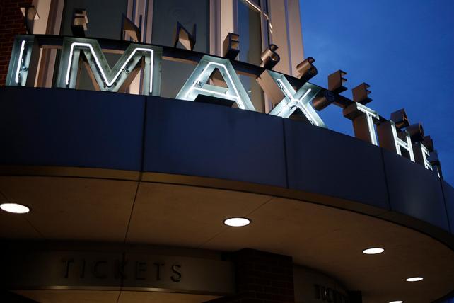 Imax Seeks New Global Creative Agency
